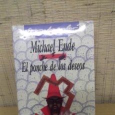 """Libros de segunda mano: LIBRO """"EL PONCHE DE LOS SUEÑOS"""" MICHAEL ENDE. Lote 228092385"""