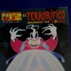 Libros de segunda mano: EL FANTASMA DE LA PROFESORA. EL TERRORÍFICO MUNDO DE BOBBY. ¿TIENES MIEDO O QUÉ?. Lote 262918990