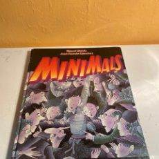 Libros de segunda mano: MINIMALS. Lote 228336835