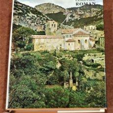 Libros de segunda mano: LANGUEDOC ROMAN. LE LANGUEDOC MÉDITERRANÉEN. LA NUIT DES TEMPS ( N°43 ).. Lote 228365353