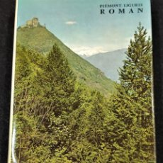Libros de segunda mano: PIEMONT LIGURIE ROMAN. LA NUIT DES TEMPS ( N°51 ).. Lote 228366170