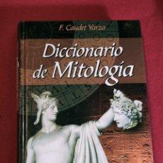Libros de segunda mano: DICCIONARIO DE MITOLOGÍA. Lote 228372505