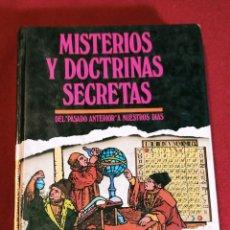 Libros de segunda mano: MISTERIOS Y DOCTRINAS SECRETAS. Lote 228372530