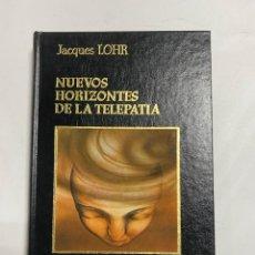 Libros de segunda mano: NUEVOS HORIZONTES DE LA TELEPATIA. JACQUES LOHR. AMIGOS DO LIVRO EDITORES. PAGS:251. Lote 228458871