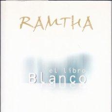 Libros de segunda mano: EL LIBRO BLANCO / RAMTHA. Lote 228480110
