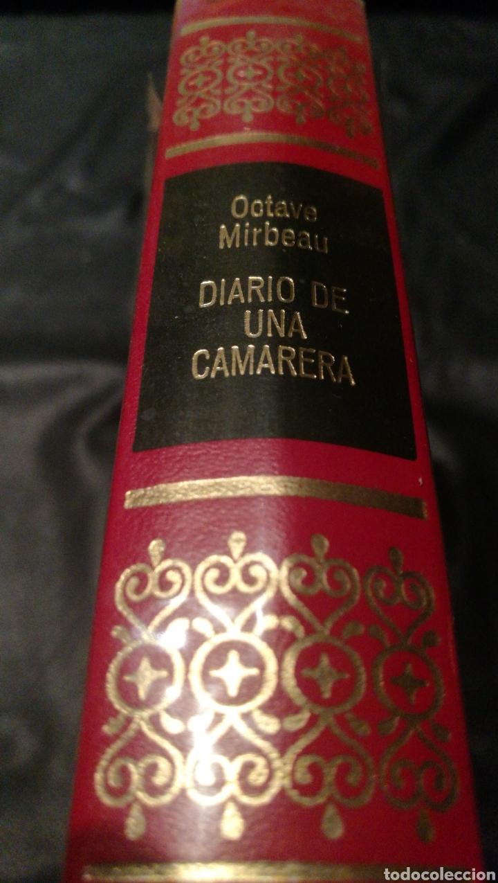 EL DIARIO DE UNS CAMARERA - OCTAVE MIRBEAU - OBRAS INMORTALES , EDITORIAL BRUGUERA , 1 EDICIÓN (Libros de Segunda Mano (posteriores a 1936) - Literatura - Otros)
