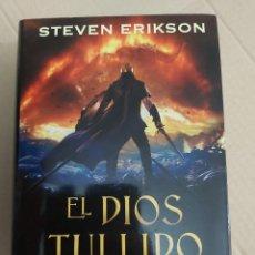 Libros de segunda mano: EL DIOS TULLIDO ( STEVEN ERIKSON ). Lote 228511070