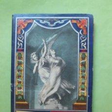 Libri di seconda mano: LIBRO ESCULTURA GÉNOVA CAMPO SANTO CEMENTERIO DE STAGLIENO. Lote 228642260