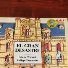 Libros de segunda mano: EL GRAN DESASTRE. COLECCIÓN WALLY .. Lote 228746685