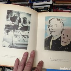 Libri di seconda mano: TRISTÍSIMO WARHOL .CADILLACS , PISCINAS Y OTROS SÍNDROMES MODERNOS. EDICIONES SIRUELA. 1999. Lote 228969496