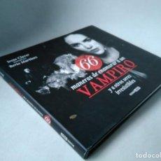 Libros de segunda mano: 66 MANERAS DE ENAMORAR A UN VAMPIRO Y A OTROS SERES IRRESISTIBLES. Lote 229145240