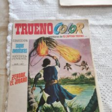 Libros de segunda mano: TRUENO COLOR AVENTURAS DE EL CAPITÁN TRUENO. Lote 229157347