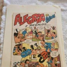 Libros de segunda mano: ALEGRÍA A LITROS. Lote 229157693