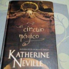 Libros de segunda mano: RES-LIBRO/EL CIRCULO MAGICO/KATHERINE NEVILLE/MIDE APROX13X20CM/685PAGINAS. Lote 229263390