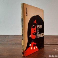 Libros de segunda mano: HISTORIA DE LA PROSTITUCION - RAMON HERVAS - EDICIONES TELSTAR, 1969, BARCELONA. Lote 229345740