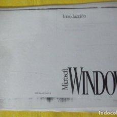Libros de segunda mano: LIBRILLO DE WINDOWS. Lote 229653430