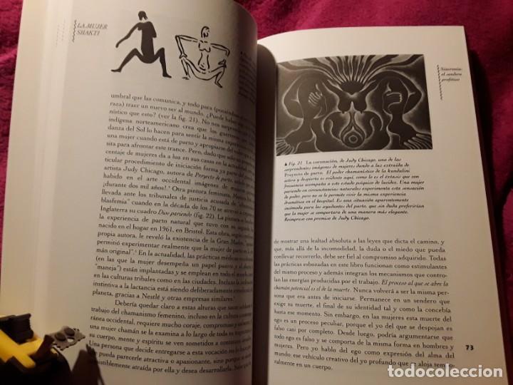 Libros de segunda mano: La mujer Shakti, de Vicki Noble. El nuevo chamanismo femenino (feminismo, chamán, sanación) - Foto 5 - 229550285