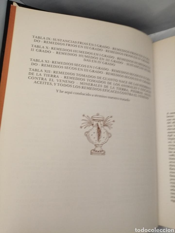 Libros de segunda mano: Comentarios a las Tablas Médicas de Salerno por Bernardo Provenzal (Primera edición) - Foto 3 - 229682005