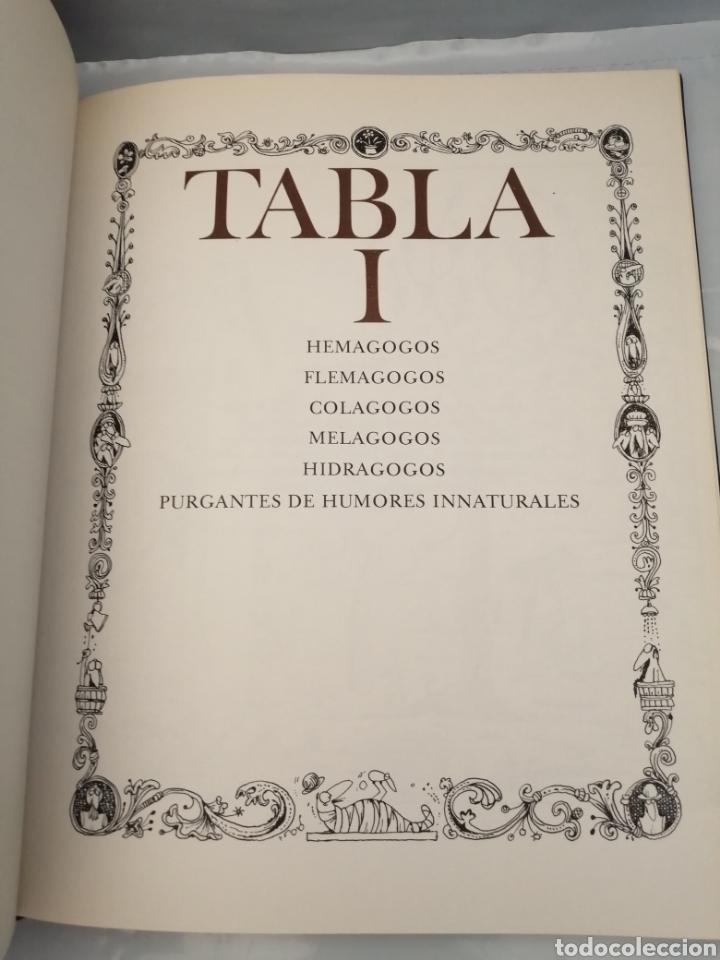 Libros de segunda mano: Comentarios a las Tablas Médicas de Salerno por Bernardo Provenzal (Primera edición) - Foto 6 - 229682005