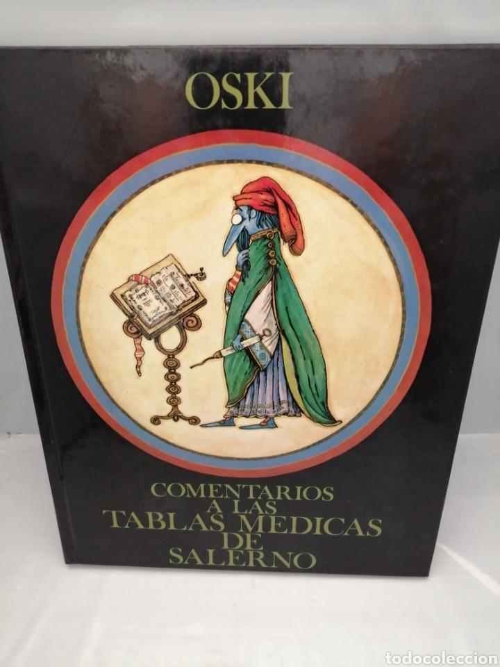 COMENTARIOS A LAS TABLAS MÉDICAS DE SALERNO POR BERNARDO PROVENZAL (PRIMERA EDICIÓN) (Libros de Segunda Mano (posteriores a 1936) - Literatura - Otros)
