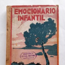 Libros de segunda mano: EMOCIONARIO INFANTIL POR FEDERICO TORRES. ILUSTRACIONES A PLUMA DE CARMEN OSÉS. Lote 229832860