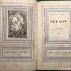 Libros de segunda mano: NELSON. H. BRAVETTA. BIOGRAFÍA. Lote 229869280