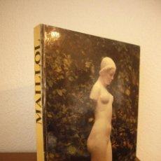 Libros de segunda mano: MAILLOL AU PALAIS DE ROIS DE MAJORQUE (MUSÉE HYACINTHE RIGAUD, PERPIGNAN, S/F) CATÁLOGO EXPOSICIÓN. Lote 229888330