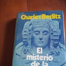 Libros de segunda mano: EL MISTERIO DE LA ATLÁNTIDA. CHARLES BERLITZ. Lote 229903685
