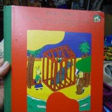 Libros de segunda mano: EL CASO DEL LIBRO CON MANCHAS LAS AVENTURAS DE ARCHIBALDO EL KOALA 1992 GRAN TAMAÑO 36 X 26CM. PAUL. Lote 230392195