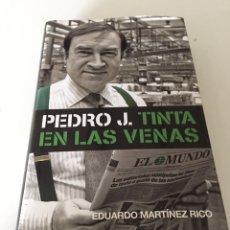 Libros de segunda mano: TINTA EN LAS VENAS. Lote 230438350