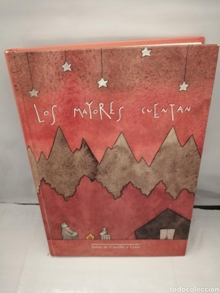LOS MAYORES CUENTAN: CONCURSOS DE CUENTOS Y POESÍA PARA LAS PERSONAS MAYORES, 1997-2001 (Libros de Segunda Mano (posteriores a 1936) - Literatura - Otros)