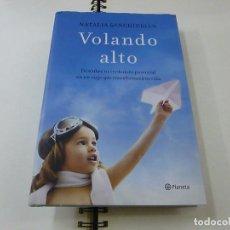 Libros de segunda mano: NATALIA SANCHIDRIAN - VOLANDO ALTO - N 11. Lote 230501620