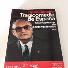 Libros de segunda mano: TRAGICOMEDIA DE ESPAÑA. Lote 230501795