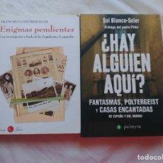 Libros de segunda mano: LIBROS DE MISTERIO DE ESPAÑA. Lote 230558210