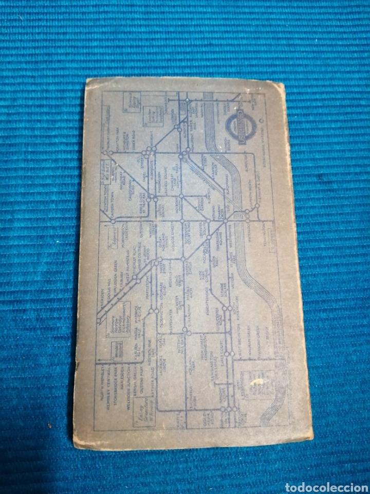 Libros de segunda mano: MAPA CALLEJERO Y SUBURBIOS DE LONDRES - Foto 2 - 230734135