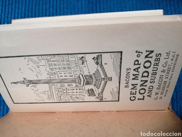 Libros de segunda mano: MAPA CALLEJERO Y SUBURBIOS DE LONDRES - Foto 4 - 230734135