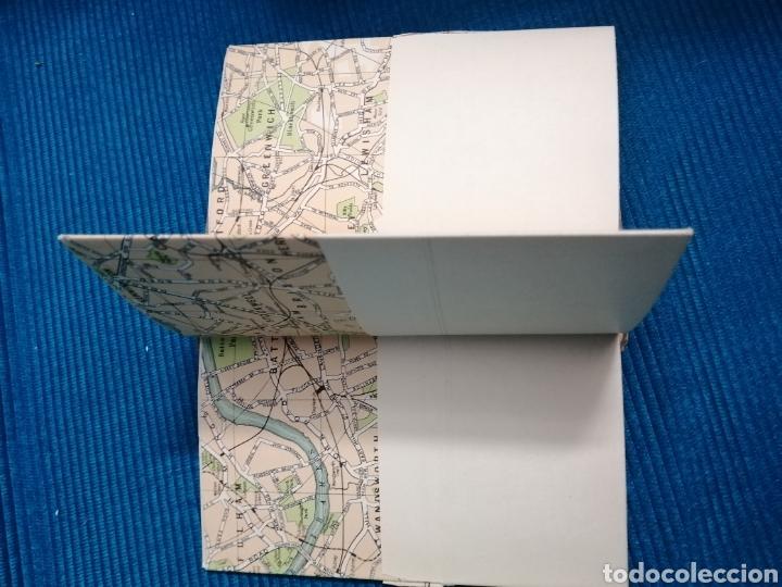 Libros de segunda mano: MAPA CALLEJERO Y SUBURBIOS DE LONDRES - Foto 7 - 230734135