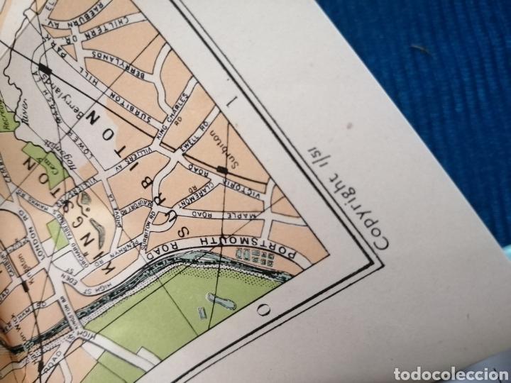 Libros de segunda mano: MAPA CALLEJERO Y SUBURBIOS DE LONDRES - Foto 9 - 230734135