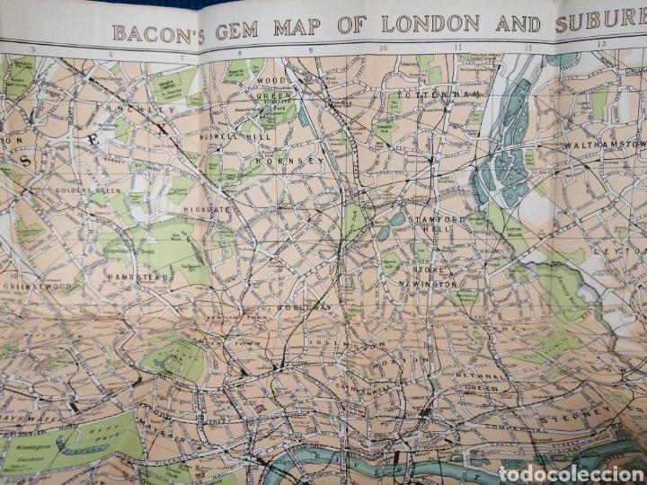 Libros de segunda mano: MAPA CALLEJERO Y SUBURBIOS DE LONDRES - Foto 11 - 230734135