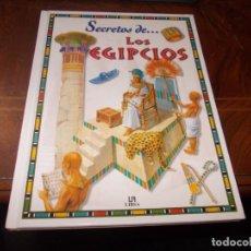 Libri di seconda mano: SECRETOS DE LOS EGIPCIOS. NEIL GRANT. LIBSA 2.002. Lote 230768070