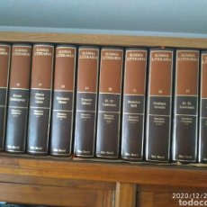 Libros de segunda mano: COLECCIÓN NARRATIVA COMPLETA. SEIX BARRAL 1986. Lote 231011450