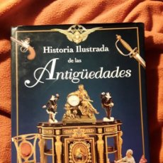 Libros de segunda mano: HISTORIA ILUSTRADA DE LA ANTIGUEDADES, DE HOUN MALLALIEN. LIBSA, EXCELENTE ESTADO. Lote 231166475
