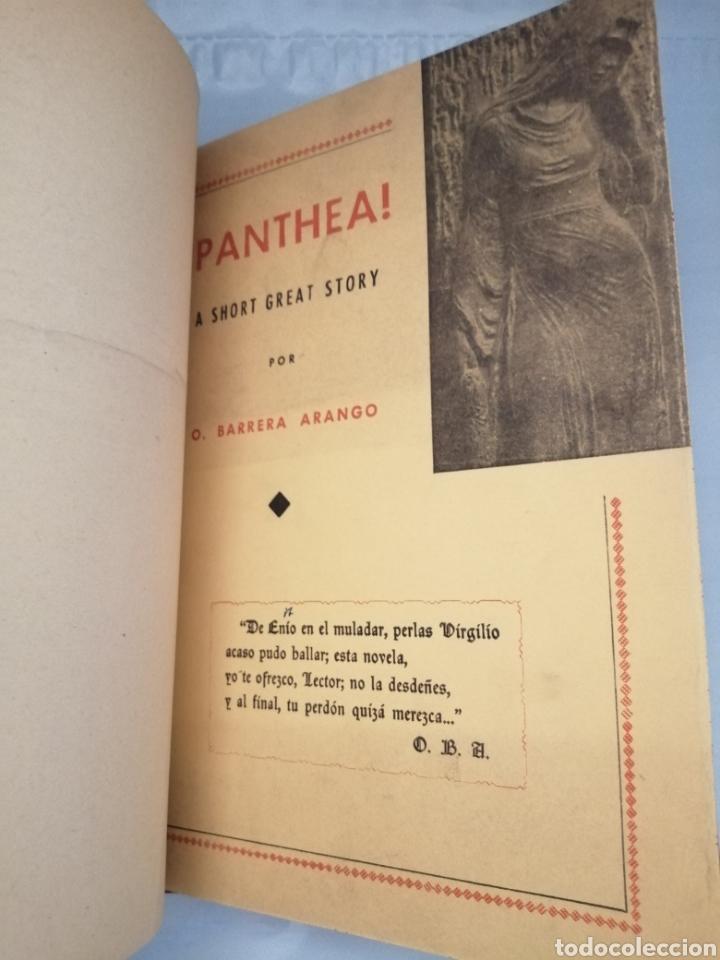 Libros de segunda mano: 4 Obras de Obdulio Barrera Arango: Doña Berenguela de Castilla / Absalón / Panthea / El Juramento - Foto 4 - 231155530