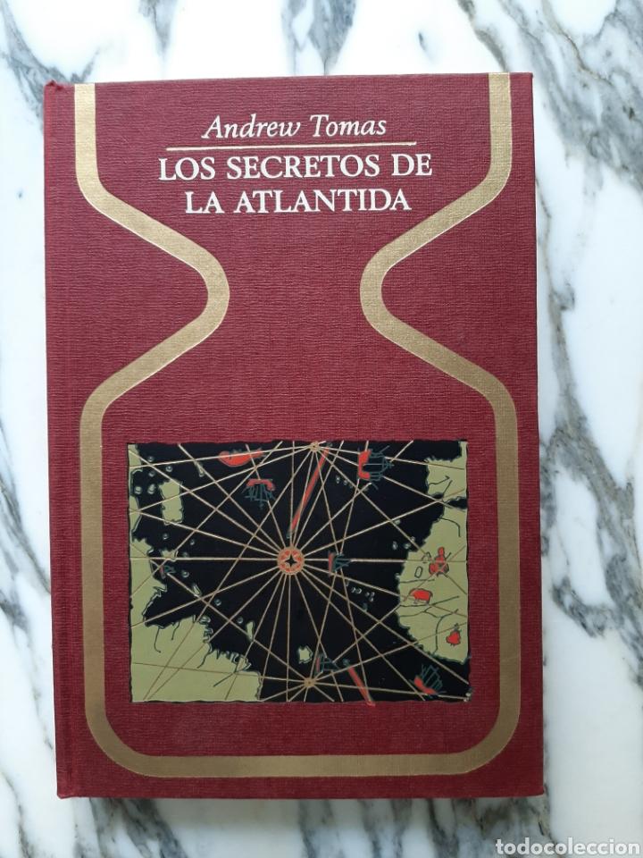 SECRETOS DE LA ATLÁNTIDA - ANDREW TOMAS - COLECCIÓN OTROS MUNDOS (Libros de Segunda Mano - Parapsicología y Esoterismo - Otros)