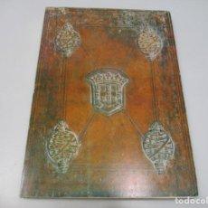 Libros de segunda mano: MANUEL RAIMUNDO SERRA DE CARVALHO FORAIS DE CAMINHA Q4575T. Lote 231360535