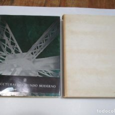 Libros de segunda mano: NELLO PONENTE ESTRUCTURAS DEL MUNDO MODERNO 1850-1900 Q4578T. Lote 231361990