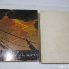 Libros de segunda mano: JEAN STAROBINSKI LA INVENCIÓN DE LA LIBERTAD 1700-1789 Q4579T. Lote 231362135
