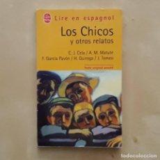 Libros de segunda mano: LOS CHICOS Y OTROS RELATOS - VARIOS AUTORES. Lote 231381455
