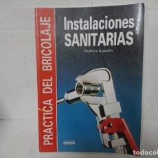 Livros em segunda mão: INSTALACIONES SANITARIAS. PRÁCTICAS DEL BRICOLAJE. Lote 231394195