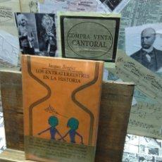 Livros em segunda mão: COLECCIÓN OTROS MUNDOS. LOS EXTRATERRESTRES EN LA HISTORIA. JACQUES BERGIER.. Lote 231459270
